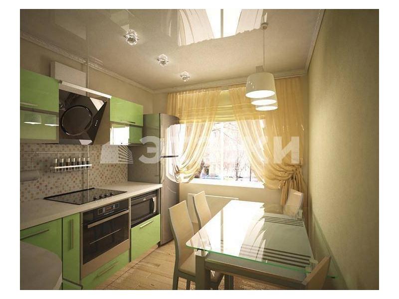 Дизайн кухни 12 кв.м прямоугольная фото