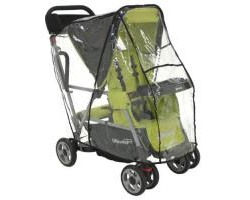 Дождевик для коляски Joovy Caboose Ultralight, Caboose Too Ultralight