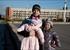 Моя семья: муж и дочки