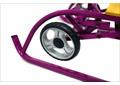 Колесо для санок-колясок новое