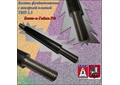 Болт фундаментный с анкерной плитой тип 2.3 М140х1800 ГОСТ 24379.1-80.